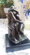 Bronz szobor...