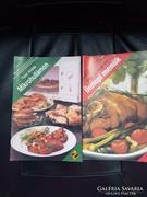 Nők magazinja szakács fűzetek.