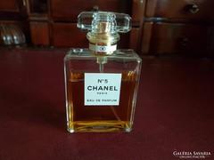 Eredeti Chanel No.5 parfüm 50ml - Utoljára!