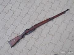2. vh-s török mauser puska hatástalanítva