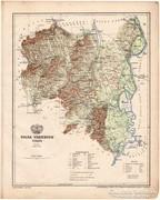 Tolna vármegye térkép 1899, Magyarország atlasz (a), megye