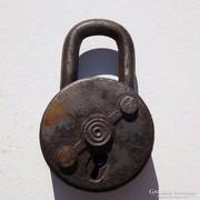 Antik kovácsoltvas lakat - 5