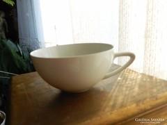 Antik fehér Altwien teás csésze