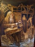 Mihail volkov gyönyörű festménye