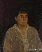 0M553 Jelzés nélkül : Női portré