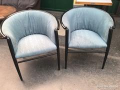 Art deco stílusú modern szék pár