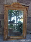 Ónémet tükör flódnizva, eredeti csiszolt tükör 94x62