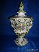 Herendi Viktória Barokk  váza