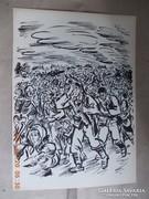 Frans Masereel: Menekülés