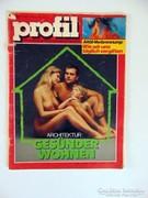 Régi Újság PROFIL1984október15