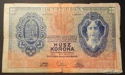 20 korona 1907/2