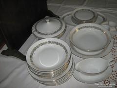 23 db-os porcelán étkészlet!