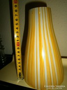 Lámpa búra  üvegből