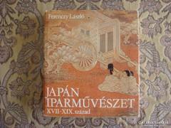 Japán Iparművészet XVII-XIX.század.