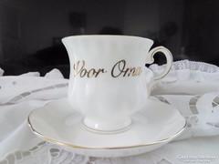 Angol teás csésze Royal London