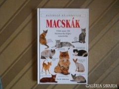 Könyv / Macskák /