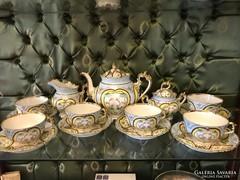 Antik Teás készlet