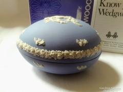 Wedgwood tojás, eredeti dobozában