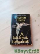 Thomas Harris: A bárányok hallgatnak