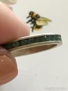 Ezüst gyűrű 17mm belső átmérővel