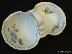 Zsolnay porcelán sótartó