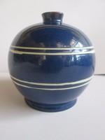 Művészi kerámia váza  hibátlan  szép állapot