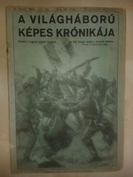 A Világháború Képes Krónikája, 1-80 számok