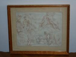 HERMAN LIPÓT: eredeti festménye