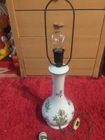Nagyméretű herendi lámpa eladó!Ara:60000.-