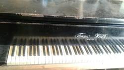 Zongora páncéltőkés