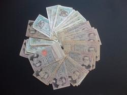 Olaszország 50 darab lira MIX-LOT !!!