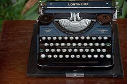 Continental 340 írógép