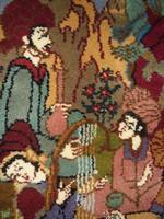 Suba, falvédő, fal védő, szőnyeg, fali kárpit 145 x 92 cm