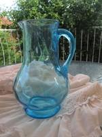 Antik huta üveg kancsó
