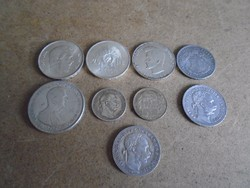 Régi érmék