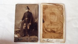 2 darab katona fotó