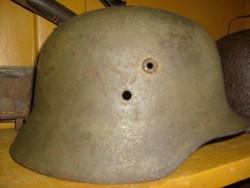 II. világháborús magyar sisak