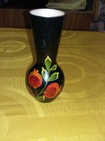 Eladó alumínium kis váza.