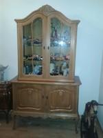 Warrings vitrines szekrény 110x196x38cm
