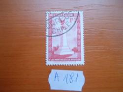 CHILE 1 E 1965 REPÜLŐS EMLÉKMŰ A181