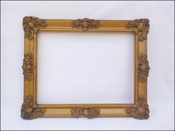 Antik blondelkeret , képkeret   31 x 40 cm.