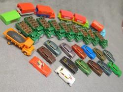 Retro Havas féle autók, trafikáru játék
