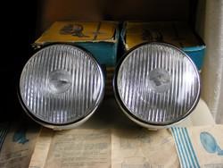 Veterán autó ködlámpa pár DDR 1966 Trabant Wartburg