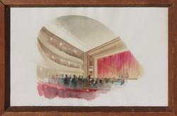 Kitűnő akvarellistától: színházi előadás
