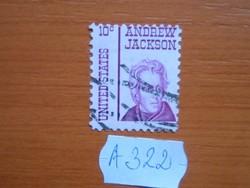 USA 10 CENT 1967 Andrew Jackson A322