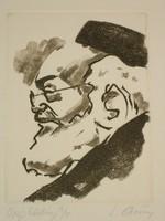 Almásy László: Rabbi