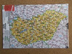 Magyarország helységközti távolság