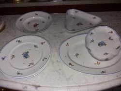 Ó herendi 10 db fácános porcelánok