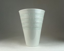 0N293 Finn Friedl Holzer ARABIA porcelán váza