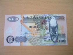 ZAMBIA 100 KWACHA 2006 UNC